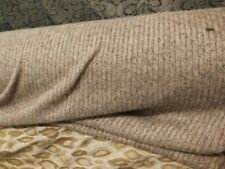 Ribbed knit fabric - sold by 1/2mtr