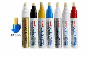 6 pcs x Uni PX-30 Permanent Oil-based Paint Marker - free postage