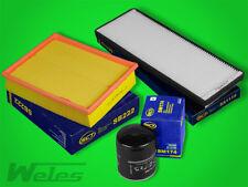 INSPEKTIONSPAKET AUDI A4 B7 2,7 3,0 TDI Luft Aktivkohlefilter Dieselfilter Öl