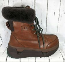 UGG Australia Barklay 1003282 Platform Winter Boots Men US 9