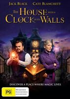 The House With A Clock In Its Walls (DVD, 2018) Region 4