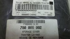 Can Am OEM NOS Traxter LX Max Outlander OEM NOS vinyl storage cover 780000002