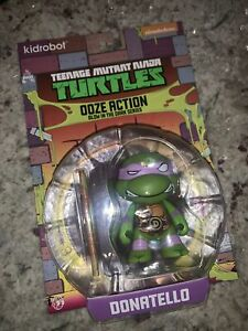 2014 KidRobot Teenage Mutant Ninja Turtles Ooze Action Donatello
