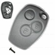 Renault Trafic Master Opel Vivaro 3Tasten Funk Schlüssel Ersatz Gehäuse repair