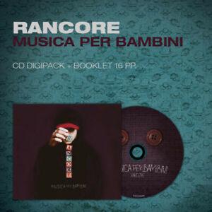 Rancore - Musica Per bambini CD Edizione Limitata