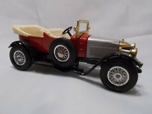 MATCHBOX MODELS OF YESTERYEAR Y2-3 1914 PRINCE HENRY VAUXHALL ISSUE 22*