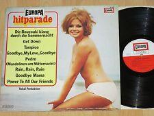 LP Orchester Udo Reichel / The Hiltonaires - Europa Hitparade 5 - Europa E 499