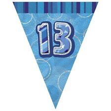 Birthday, Child 1-5 m Party Buntings