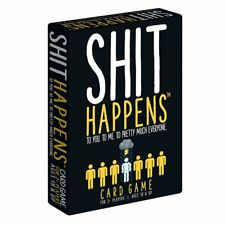Shit Happens Card Game NEW