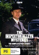 The Inspector Alleyn Mysteries : Series 1 (DVD, 2009, 3-Disc Set)