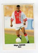 figurina EUROCUPS STAR PARADE 1994-95 NUMERO 16 AJAX DAVIDS