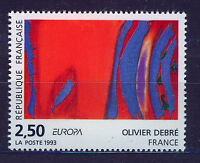 FRANCIA/FRANCE 1993  MNH YT.2797 Painting by Olivier Debré