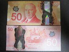 Canada P-New 2012 Polymer 50 Dollar (Gem UNC) NEW!!!