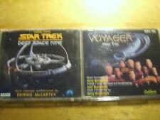 Star Trek [2 CD Maxi] Deep Space McCarthy + Jerry Goldsmith