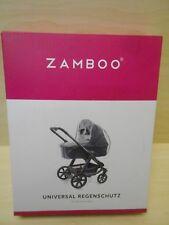 Zamboo Universal Regenschutz für Buggys und Kinderwagen  (2698 220w)