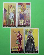 Cigarette Card Godfrey Phillips Ltd Famous Minors 1936 VGC 77