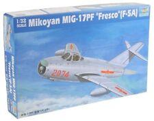 Trumpeter 1/32 Mikoyan MIG-17PF Fresco F-5A Plastic Model Kit TSM2206