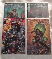 Tales of The Darkness #1 2 3 and 4 in NM/M! Combined Shipping Max: $5!