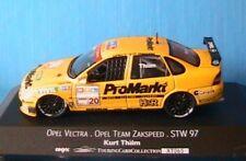 OPEL VECTRA #20 TEAM ZAKSPEED STW 1997 KURT THIIM ONYX XTC065 1/43 TOURING CARS