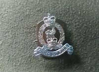 Pre Owned. Original British Army Staybright Collar Badge