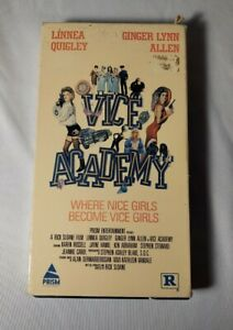 Vice Academy VHS Quigley