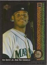KEN GRIFFEY JR. 1998 Upper Deck Home Run Chronicles 24 May 30, 1997 Seattle