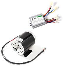 500 W 36V DC electric motor 1020 kit w base control box f scooter gokart or DIY