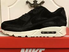 NIKE AIR MAX 90 WOMENS MENS TRAINERS SNEAKERS SHOES UK 8,5 EUR 43 US 11 PONYSKIN