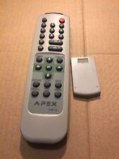 New listing Apex K12B-C2 Remote Control K12Bc2 for Tv At1302, At1308, At2002, At2008 At2702