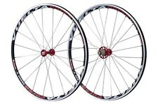 NEW Vuelta Superlite Team V Clincher 700c Road Wheelset Shimano 9,10,11 1466gm