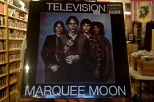 Television Marquee Moon 2xLP sealed blue colored vinyl reissue Rocktober Indie