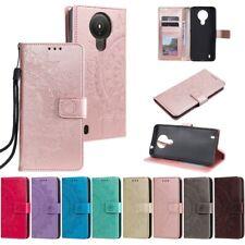 Hülle für Nokia G20/G10 Handyhülle Flip Case Schutzhülle Cover Tasche Mandala