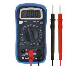 Digital Multimeter Fluke Meter Volt Tester Clamp AC DC holdpeak 838L