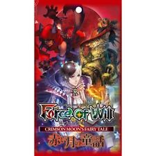 Busta, Booster: Crimson Moon's Fairy Tale FORCE OF WILL FoW English