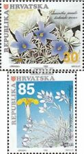 Croatia 205-206 mint never hinged mnh 1992 Locals Plants