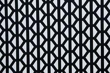Geometric Techno Print #35 Double Knit Fabric Stretch Poly Lycra Spandex BTY