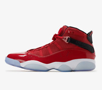 JORDAN 6 RINGS MENS SNEAKERS BASKETBALL MID TOP SHOES RED/BLACK/WHITE 322992 601