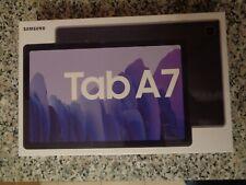 Samsung Galaxy Tab A7 (2020) Tablet Wi-Fi Dark Gray 32GB NEU & OVP