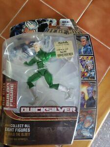 Marvel Legends Quicksilver 6 Inch Action Figure - Green Variant - Blob Series