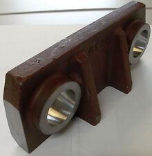 Riegelplatte  für Schnellwechsel- Adapter System Lehnhoff MS20/21/25