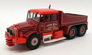 Corgi 1/50 Scale CC12304 - Scammell Contractor Truck - William Booth & Sons