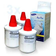 3x SAMSUNG Aqua - PURO - PLUS FILTRO FILTRO FRIGORIFERO DA29-00003G Filtro acqua