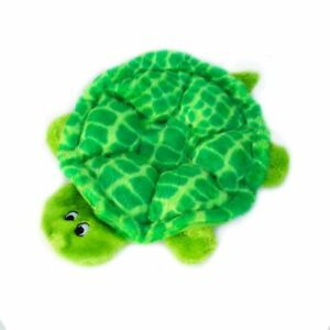Turtle Tug Durable Canvas Great for Fetch Turtle Dog Toy BPA Free Green