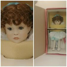 """🆕 Beautiful Vintage """"Sarah""""  Porcelain Doll by Paradise Galleries"""