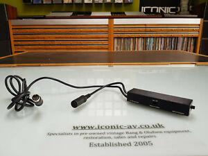 Bang & Olufsen Original CD Tape Adaptor Cassette BeoGram CD BeoCord V.Rare B&O