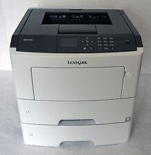 Lexmark MS610dtn S/W LaserJet 35S0570 nur47.205 Seiten Duplex LAN USB 256 MB