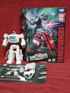 Transformers Earthrise Irionhide & Prowl 2 Pack And Earthrise Ratchet