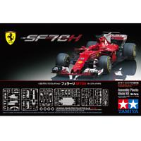 Tamiya 20068 Ferrari SF70H 1/20
