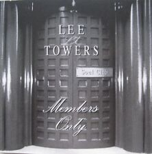 LEE TOWERS - MEMBERS ONLY - CD