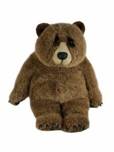 "RETIRED Vintage Plush Applause Lou Rankin Friends Jasper Sr Brown Teddy Bear 18"""